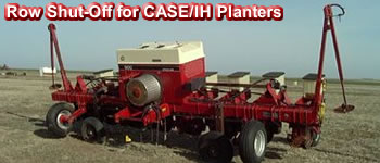 row shut-off for case/ih cyclo planters